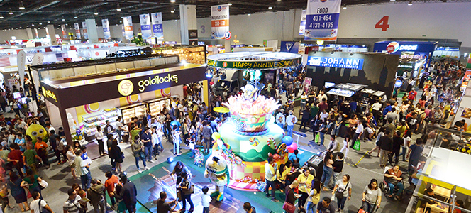 Franchise Asia Expo - FWL